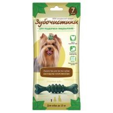 Деревенские Лакомства Зубочистики Мятные для собак мелких пород 7шт.