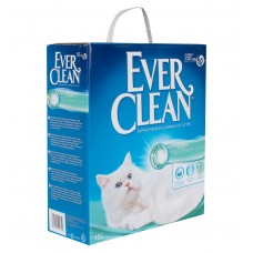 Ever Clean комкующийся наполнитель без аромата 10кг