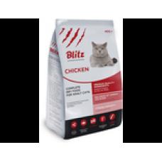 BLITZ ADULT CATS CHICKEN (корм для взрослых кошек)