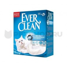 Ever Clean комкующийся наполнитель с селикагелем  6кг