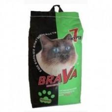 Brava ЗЕЛЕНЫЙ для кошек универсальный 7л.