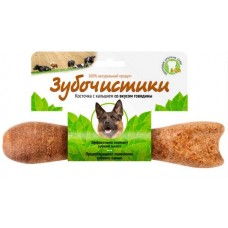 Деревенские Лакомства Зубочистки Вкус говядины для собак крупных пород