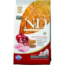 N&D Low Grain Chicken & Pomegranate Puppy