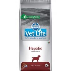 Farmina Vet Life Dog Hepatic - корм при хронической печеночной недостаточности