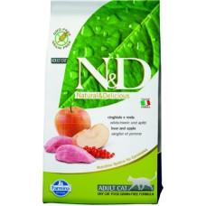 N&D Cat Boar & Apple Adult