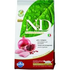 N&D Cat Chicken & Pomegranate Neutered