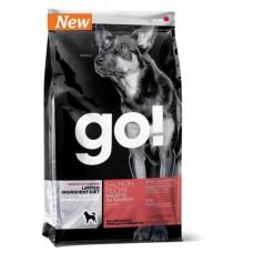 GO! NATURAL беззерновой корм для щенков и собак с лососем для чувствительного пищеварения
