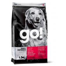 GO! NATURAL корм для щенков и собак со свежим ягненком