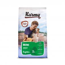 Karmy Mini Adult Индейка - корм для для взрослых собак мелких пород старше 1 года