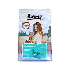Karmy Hyppoallergenic - корм для взрослых кошек, склонных к пищевой аллергии