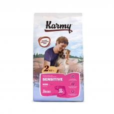 Karmy Sensitive Mini - корм для собак мелких пород с чувствительным пищеварением