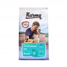Karmy Hyppoallergenic Mini - корм для собак мелких пород, склонных к пищевой аллергии