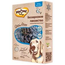 Мнямс беззерновое лакомство для собак с лососем 100г