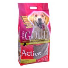 Для Активных собак: Курица и рис (Adult Active) 12 кг