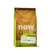 NOW NATURAL беззерновой корм для малых пород всех возрастов с индейкой, уткой и овощами