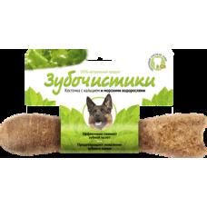 Деревенские Лакомства Зубочистки Морские Водоросли для собак крупных пород