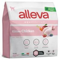 Alleva Equilibrium для котят с курицей