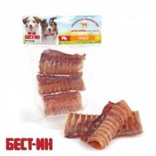 Бест-Ин Трахея говяжья для мелких пород собак S