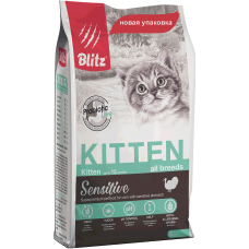 BLITZ KITTEN (корм для котят)