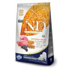 N&D Low Grain Dog Lamb & Blueberry Puppy Medium & Max