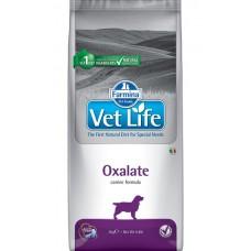 Farmina Vet Life Dog Oxalate - корм для собак при оксолатах