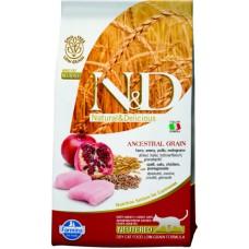 N&D Low Grain Cat Chicken & Pomegranate Neutered