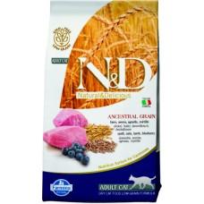 N&D Low Grain Cat Lamb & Blueberry