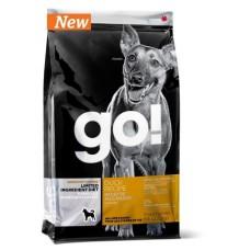 GO! NATURAL беззерновой корм для щенков и собак со свежей уткой для чувствительного пищеварения