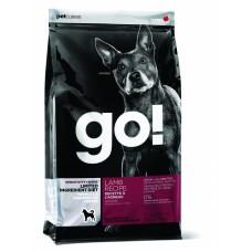 GO! NATURAL Holistic беззерновой для щенков и собак с ягненком для чувствительного пищеварения
