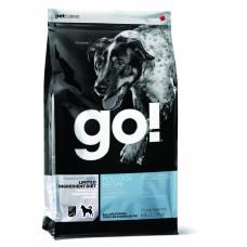 GO! NATURAL Holistic беззерновой для щенков и собак с минтаем для чувствительного пищеварения