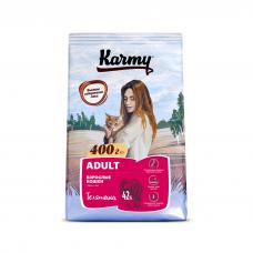 Karmy Adult Телятина - корм для взрослых кошек