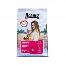 Karmy Adult Курица - корм для взрослых кошек