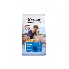 Karmy Maxi Junior Телятина - корм для щенков крупных пород в возрасте до 1 года