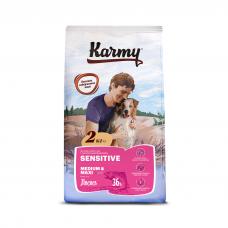 Karmy Sensitive Medium&Maxi- корм для собак средних и крупных пород с чувствительным пищеварением