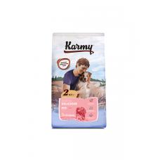 Karmy Delicious  Мини Телятина - корм для собак мелких пород в возрасте старше 1 года, привередлевых в питании.