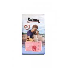 Karmy Delicious Медиум и Макси Телятина — корм для собак средних и крупных пород в возрасте старше 1 года, привередлевых в питании