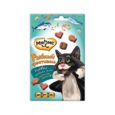 Мнямс Рыбный фестиваль для кошек (лосось, форель) 50г