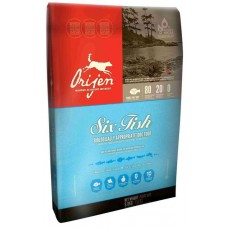 ORIJEN 6 FISH (корм для взрослых собак всех пород)