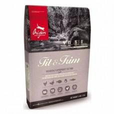 ORIJEN Fit&Trim (корм для кошек с избыточным весом)
